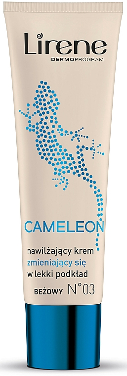 Base de maquillaje hidratante suave - Lirene Cameleon