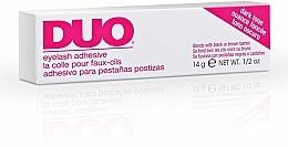 Perfumería y cosmética Pegamento para pestañas postizas, negro - Duo Dark Eye Lash Adhesive