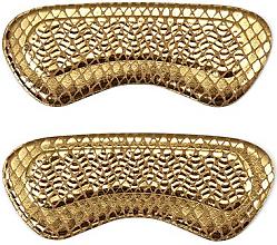 Perfumería y cosmética Almohadillas para zapatos, doradas - Avon