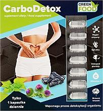 Perfumería y cosmética Complemento alimenticio para detoxificación, en cápsulas - Noble Health Slim Line Carbodetox