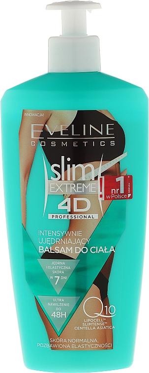 Bálsamo corporal reafirmante con centella asiática, coenzima Q10 - Eveline Cosmetics Body Caremed+