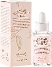 Perfumería y cosmética Sérum facial hidratante con extracto de cacao y ácido hialurónico - Benton Cacao Moist and Mild Serum