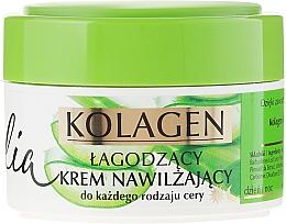 Perfumería y cosmética Crema facial calmante con extracto de aloe vera - Celia Face Cream