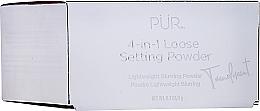 Perfumería y cosmética Polvo suelto fijador 4 en 1 - Pur 4-in-1 Loose Setting Powder