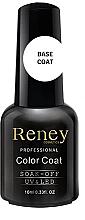 Perfumería y cosmética Base coat, UV/LED - Reney Cosmetics Coat Base