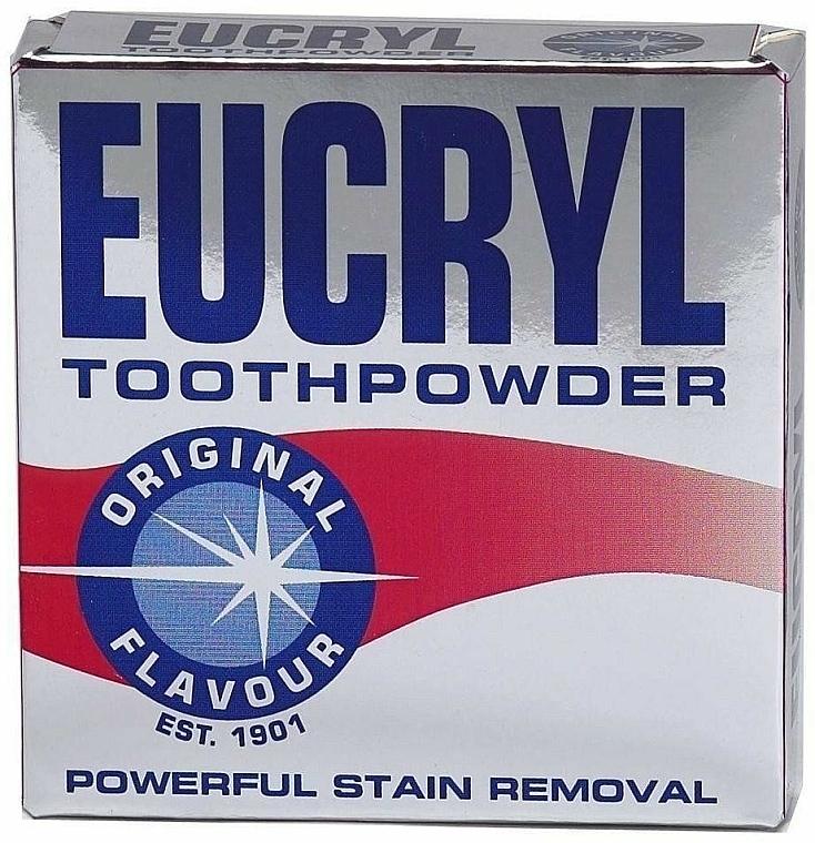 Polvo dental - Eucryl Toothpowder Original