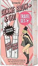 Perfumería y cosmética Set máscaras de pestañas - Benefit Gimme Brow & Go Set (mascara/3gx2)