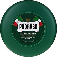 Perfumería y cosmética Jabón de afeitar con aceite de eucalipto y mentol - Proraso Green Shaving Soap