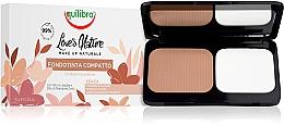 Perfumería y cosmética Base de maquillaje compacta - Equilibra Love's Nature Compact Foundation