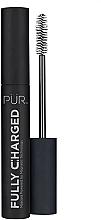 Perfumería y cosmética Máscara de pestañas, efecto volumen, longitud y curva - Pur Fully Charged Magnetic Mascara
