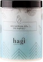 Perfumería y cosmética Sales de baño con aceite esencial de abeto - Hagi Bath Salt