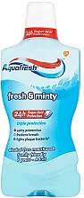 Perfumería y cosmética Enjuague bucal con flúor - Aquafresh Extra Fresh