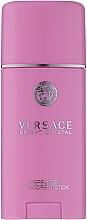Perfumería y cosmética Versace Bright Crystal - Desodorante antitranspirante stick perfumado