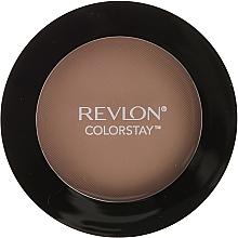 Perfumería y cosmética Polvo compacto de larga duración, acabado uniforme - Revlon Colorstay Finishing Pressed Powder