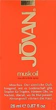 Perfumería y cosmética Jovan Musk Oil - Eau de toilette