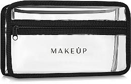 Perfumería y cosmética Neceser cosmético de silicona (25x15,5x7,5cm) - MakeUp Allvisible