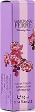 Perfumería y cosmética Gianfranco Ferre Blooming Rose - Eau de toilette (mini)