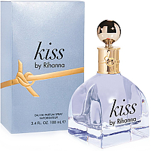 Rihanna Kiss by Rihanna - Eau de parfum — imagen N2