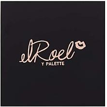 Perfumería y cosmética Paleta de sombra de ojos, vacía - Elroel Y Palette Signature
