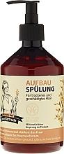 Perfumería y cosmética Acondicionador reparador a base de extractos orgánicos de avena y trigo - Las recetas de la abuela Gertruda