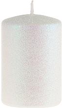 Perfumería y cosmética Vela decorativa, perla, 7x10 cm - Artman Glamour