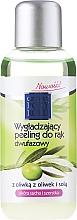 Perfumería y cosmética Peeling de manos bifásico con aceite de oliva - Pharma CF Cztery Pory Roku Olive Hand Two-Phase Peeling