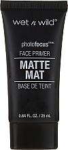 Perfumería y cosmética Prebase de maquillaje matificante - Wet N Wild Coverall Primer Base De Teint E850