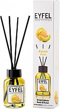 Perfumería y cosmética Ambientador Mikado con aroma a melón - Eyfel Perfume Reed Diffuser Melon