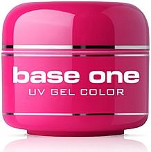 Perfumería y cosmética Gel constructor de uñas UV - Silcare Base One Color
