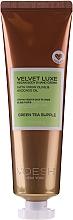 Perfumería y cosmética Crema para manos y cuerpo con aceites de aguacate y oliva - Voesh Velvet Luxe Vegan Body & Hand Cream Green Tea Supple