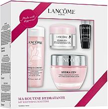 Perfumería y cosmética Set cuidado facial - Lancome Hydra Zen (loción/50ml + concentrado/7ml + crema/15ml + crema/50ml)