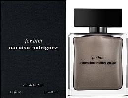 Narciso Rodriguez Eau de Parfum For Him - Eau de parfum — imagen N2