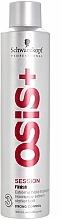 Laca para cabello de fijación extra fuerte - Schwarzkopf Professional Osis+ Session Finish Extreme Hold Hairspray — imagen N1