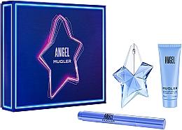 Perfumería y cosmética Mugler Angel - Set perfumado (eau de parfum/25ml + eau de parfum/ 10ml + loción corporal/50ml)