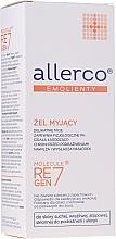 Perfumería y cosmética Gel de limpieza corporal con glicerina - Allerco Emolienty Molecule Regen7 Gel