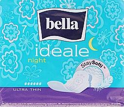 Perfumería y cosmética Compresas Ideale Ultra Night StaySofti 7 uds. - Bella