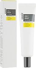Perfumería y cosmética Crema contorno de ojos con vitamina C y E - Coxir Vita C Bright Eye Cream