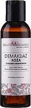 Perfumería y cosmética Desmaquillante 100% natural con aceite de argán y agua de rosas - Beaute Marrakech Natural Two-phase Make-up Remover Rose