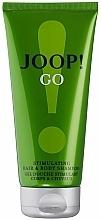 Perfumería y cosmética Joop! Go - Champú para cabello y cuerpo con aroma a lima y pomelo