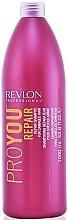 Perfumería y cosmética Champú con extracto de proteínas de trigo y soja - Revlon Professional Pro You Repair Shampoo