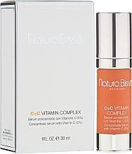Perfumería y cosmética Sérum concentrado con vitamina C 6% - Natura Bisse C+C Vitamin Complex