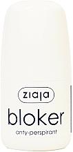 Perfumería y cosmética Roll-on antitranspirante para frescura de larga duración - Ziaja Roll-on Deodorant Blocker