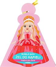 Perfumería y cosmética Gel de lavado de cabello con aroma a frambuesa - Chlapu Chlap Bubble Bath