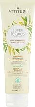 Perfumería y cosmética Acondicionador para cabello graso con hojas de limón y té blanco - Attitude Conditioner Clarifying Lemon Leaves And White Tea
