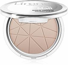 Perfumería y cosmética Polvo compacto matificante - Lirene City Matt Compact Powder