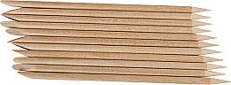 Perfumería y cosmética Mini palitos empujacutículas de madera, 10uds. - Peggy Sage Mini Manicure Sticks