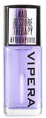 Bálsamo para uñas quebradizas después de usar gel o acrílico - Vipera Nail Restore Therapy