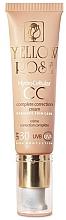 Perfumería y cosmética CC crema antiarrugas - Yellow Rose Hydrocellular CC Cream SPF30 (Light)