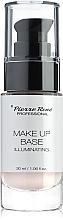 Perfumería y cosmética Prebase de maquillaje iluminadora - Pierre Rene Make Up Base Illuminating