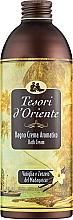 Perfumería y cosmética Tesori d`Oriente Vaniglia E Zenzero Del Madagascar - Crema de baño con aroma a vainilla